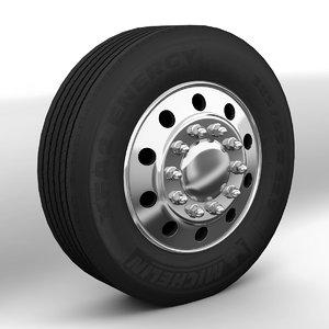 3d wheels american trucks model