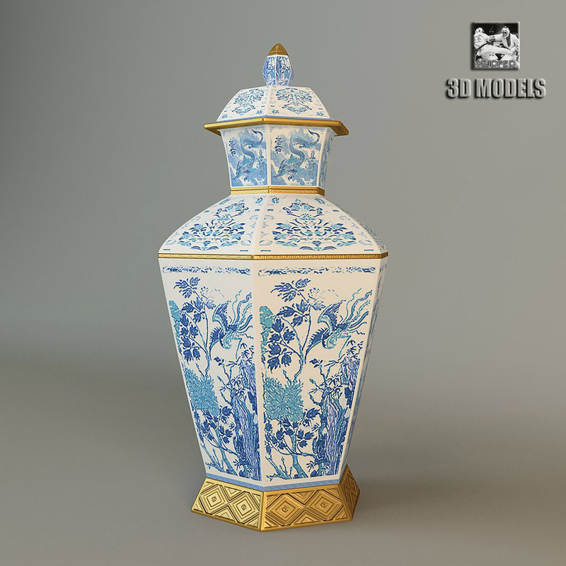chinese vase classic max