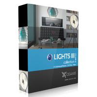 CGAxis Models Volume 35 Lights III C4D