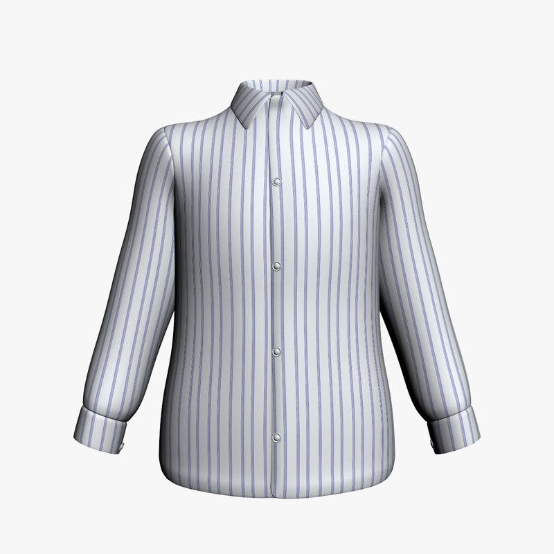 3ds shirt men
