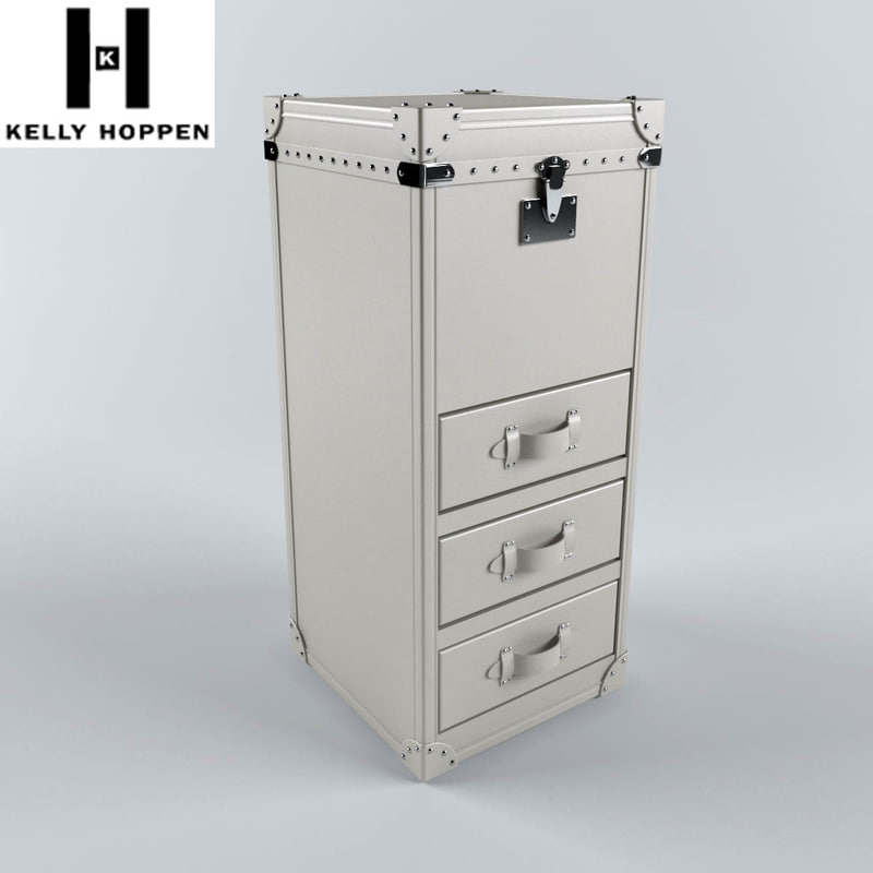 3d model kelly hoppen trunk toll