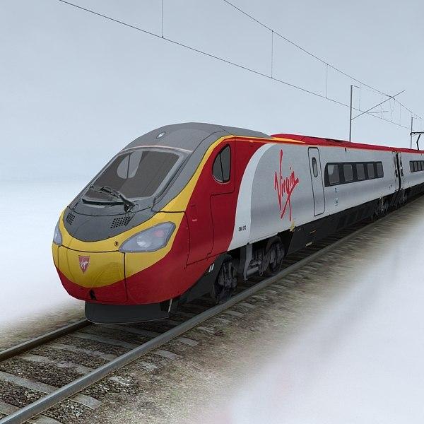 max british rail class