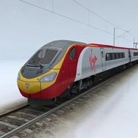 British Rail Class 390 Pendolino