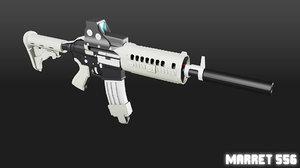 marret m566 3d 3ds