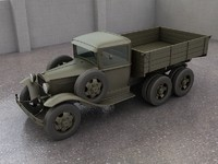 3d max cargo truck