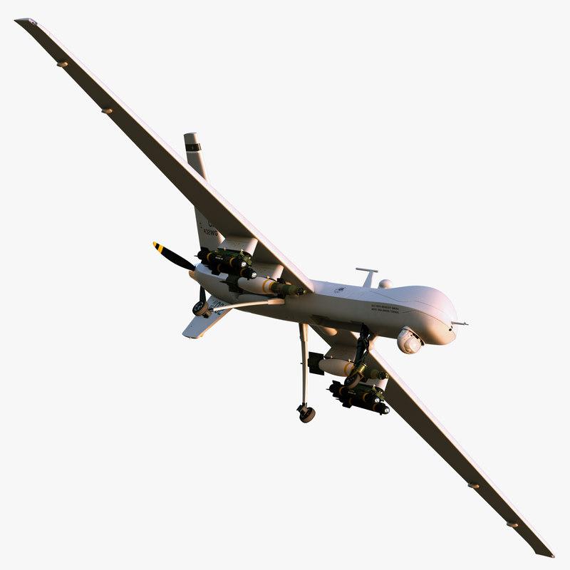 general atomics mq-9 reaper max