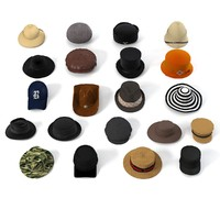 max hats set