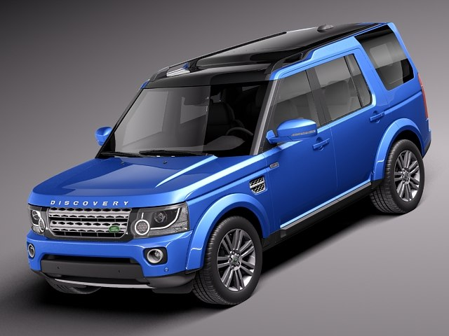 3d 2013 2014 suv rover