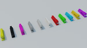3dsmax stapler staple