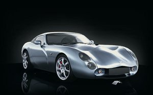 3d tvr tuscan model