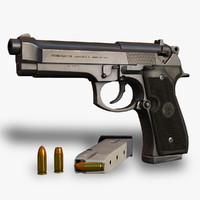 Beretta 92FS replica