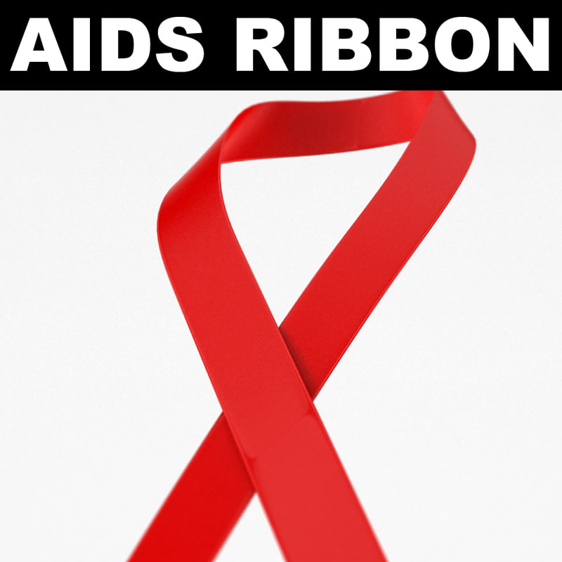 aids ribbon max