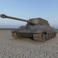 max jagdtiger german tank