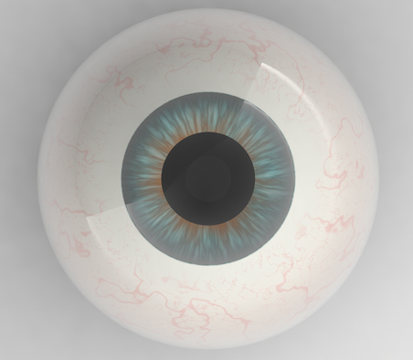 cinema4d eye eyeball ball