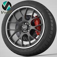 Wheel BBS CH-R