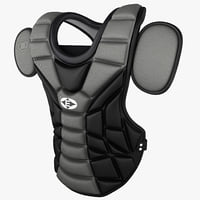 max baseball catchers chest pad