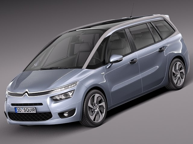 2013 2014 van citroen 3ds