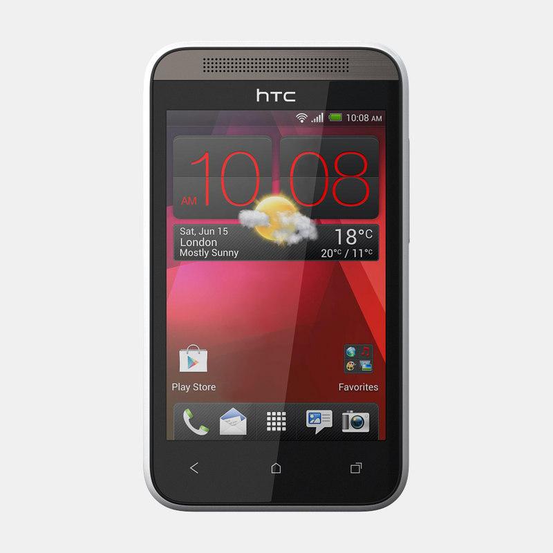 htc desire 200 3ds