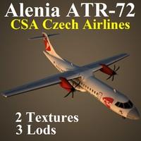 AT72 CSA