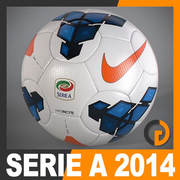 2014 lega calcio c4d