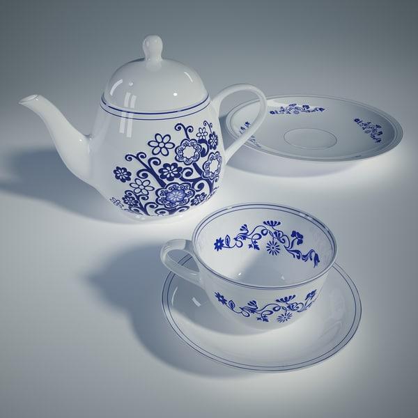 max porcelain set