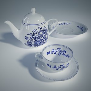 max porcelain set