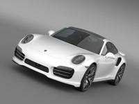 porsche 911 turbo s max