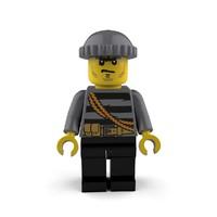 Crook 2 Lego