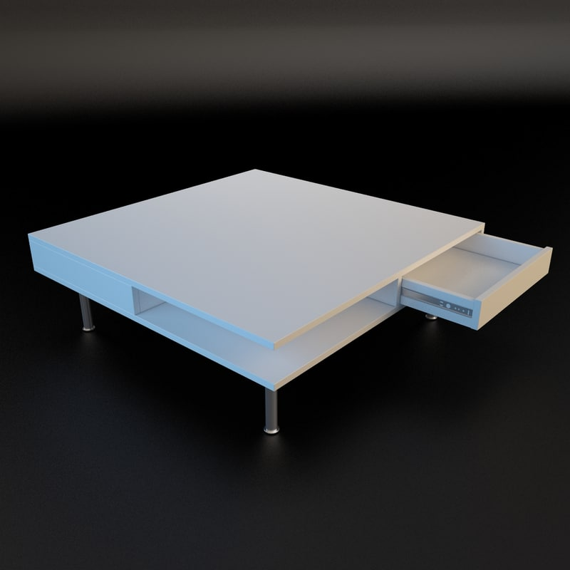 3d table ikea model