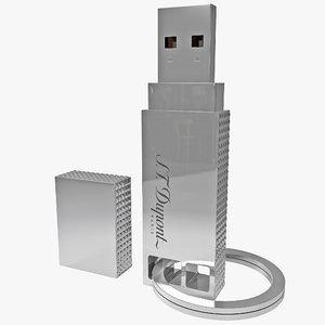 3ds max usb memory stick