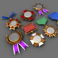 set medals max