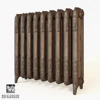 3d aestus versailles radiator