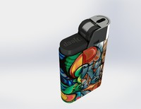 3ds max djeep lighter