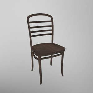 wooden chair ready max