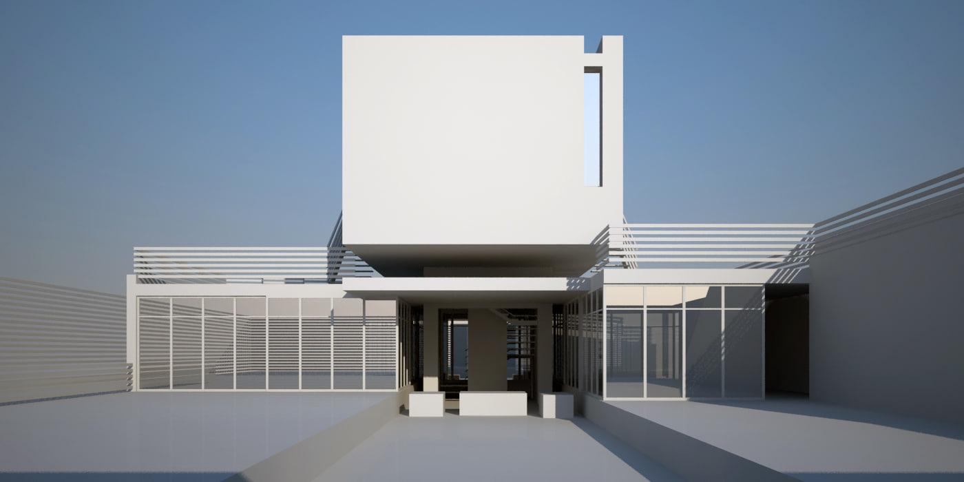 max modern villa architecture
