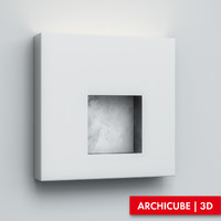 3d model minitallux riflessi sconce