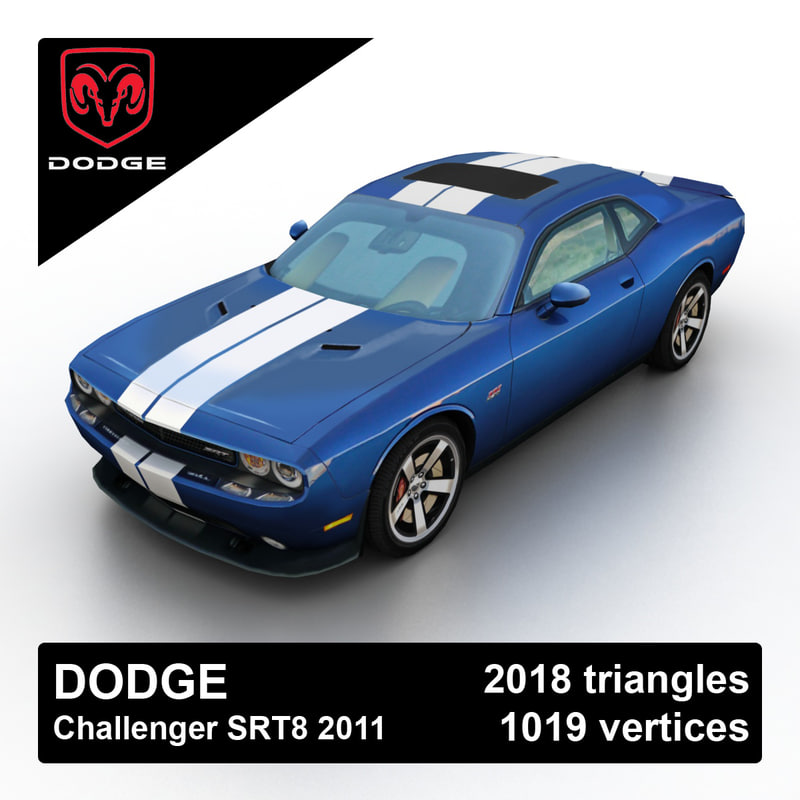 max 2011 dodge challenger srt8