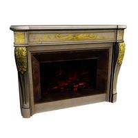 fireplace 3d ma