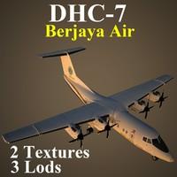 DHC7 BVT