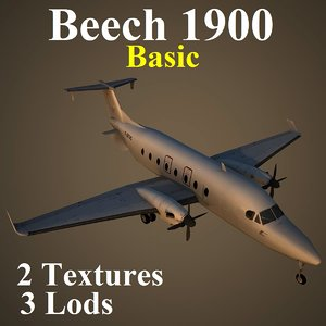max beech basic aircraft