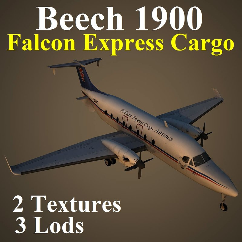 3d model of beech fc