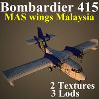 bombardier apm aircraft max