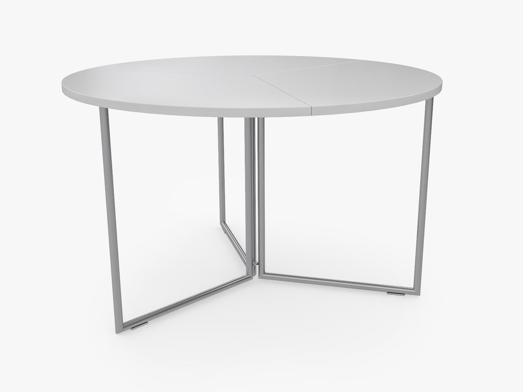 table ligne roset f2 3d max
