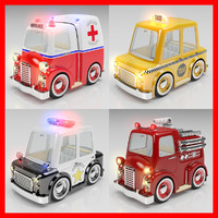 cartoon car pack 01 ma