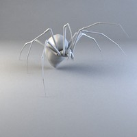 spider orb 3d max