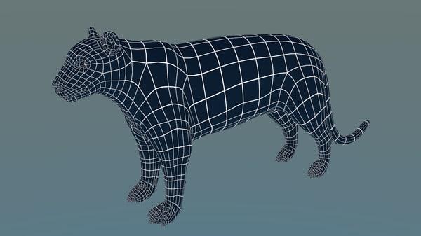 fbx tiger