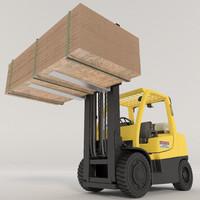 Hyster 80 Forklift