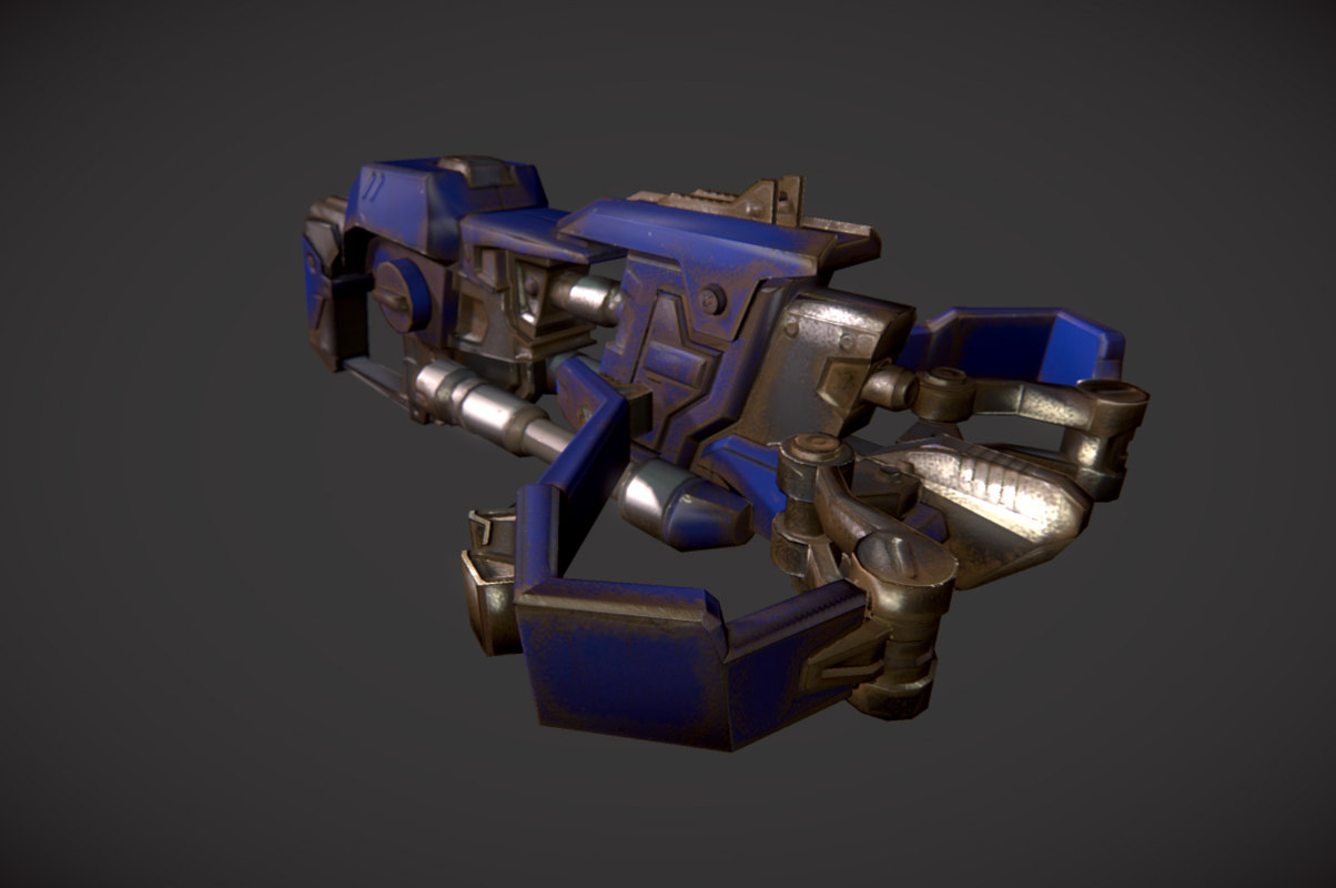 3d crossbow real time