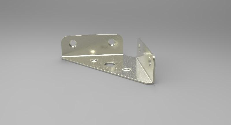 corner bracket 3d model