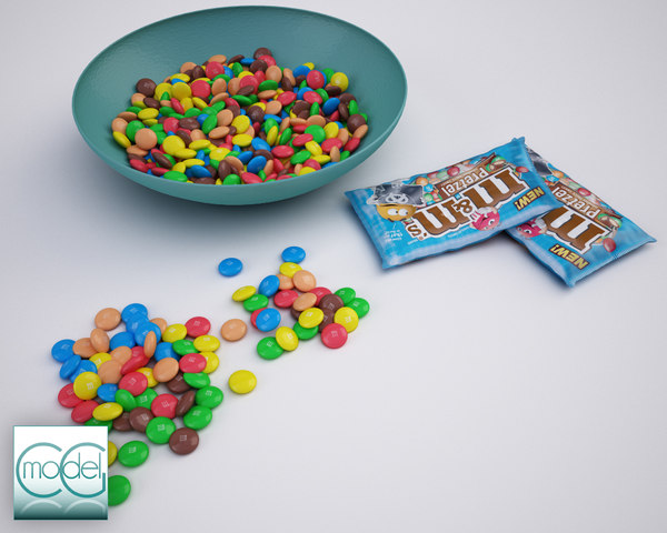 bowl chocolate 3ds
